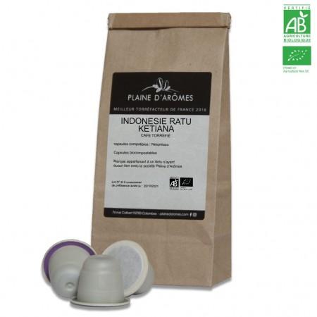 Capsules compatible Nespresso