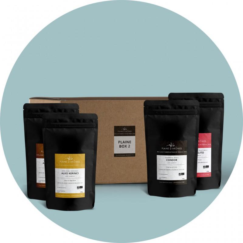 Plaine d'Arômes : Abonnement Plaine Box 2