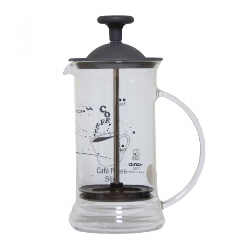 Cafetière piston Noir, 240 ml - HARIO