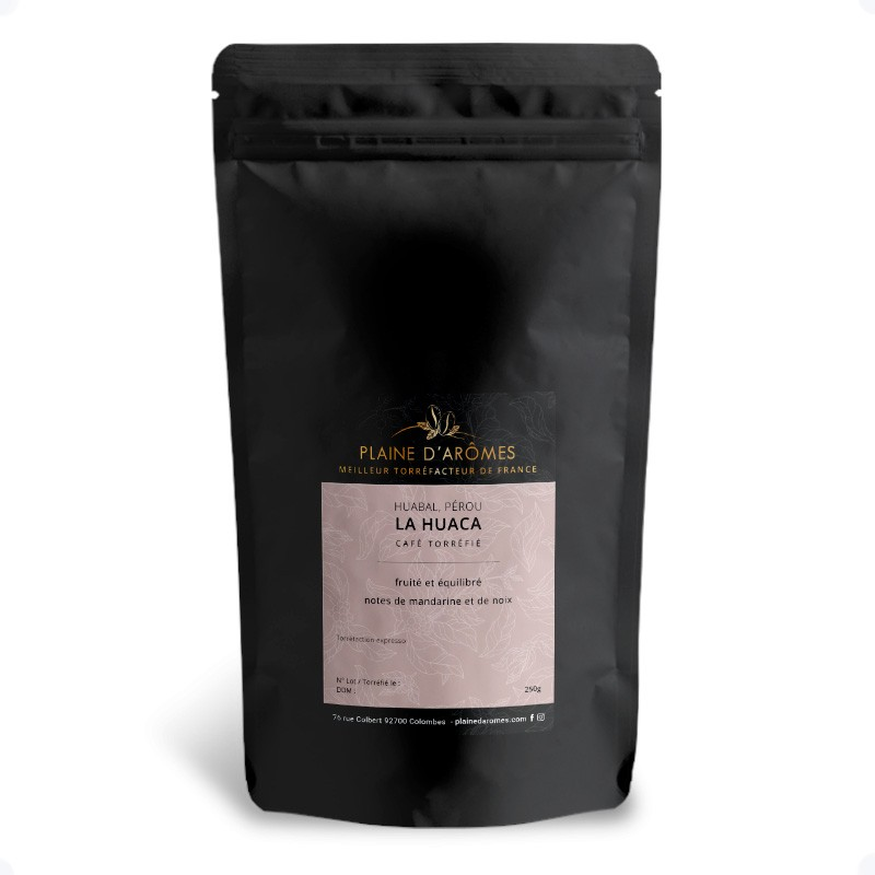 Café,Pérou-LaHuaca|PlaineD'arômes