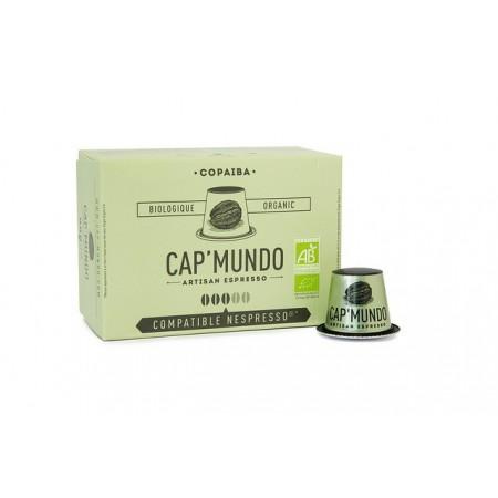Cap'Mundo - Copaiba - 10 Capsules