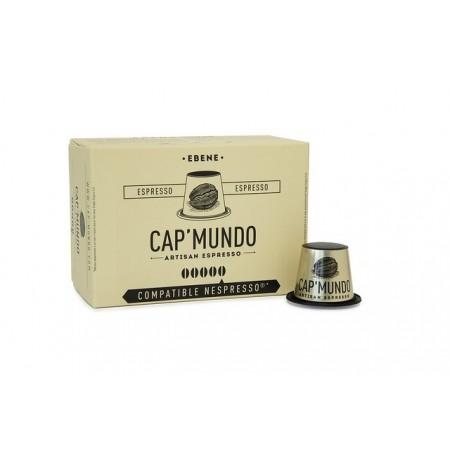 Cap'Mundo - Ebéne - 10 Capsules