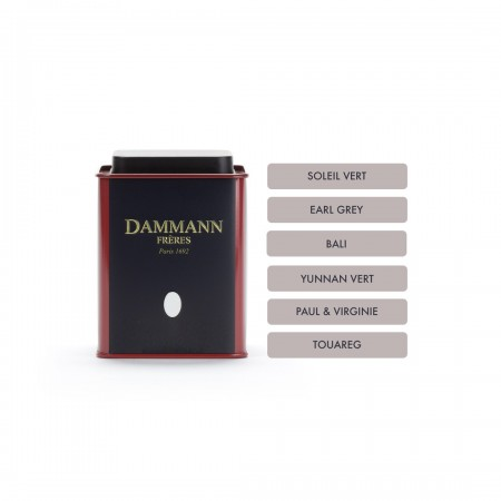 Boîte de Thé Damman - 90/100g