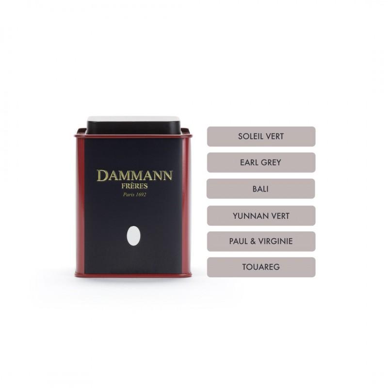 Boîte de Thé Damman - 100g