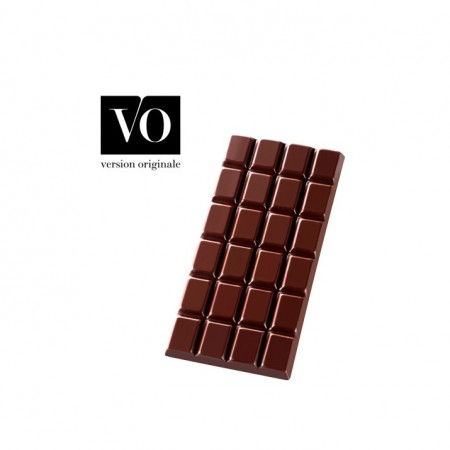 Tablette de chocolat - Version Originale - 62% cacao (75g)