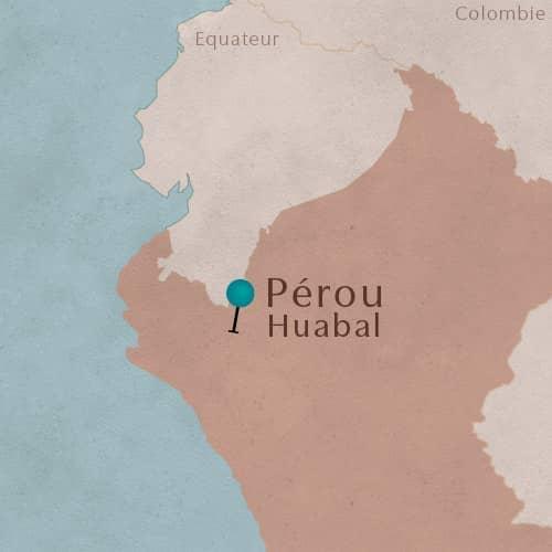 L'état de Huabal au Pérou