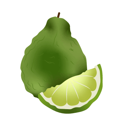 fruit la bergamote